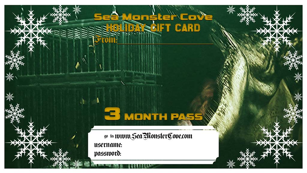 ea Monster Cove Gift Card - 3 Month